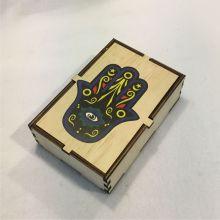 Dice Box Hand Fatima (Hamsa)