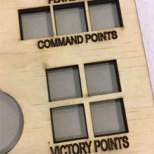 Victory Point Counter Close Up