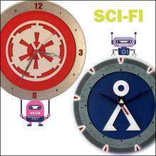Clocks - SCI-FI