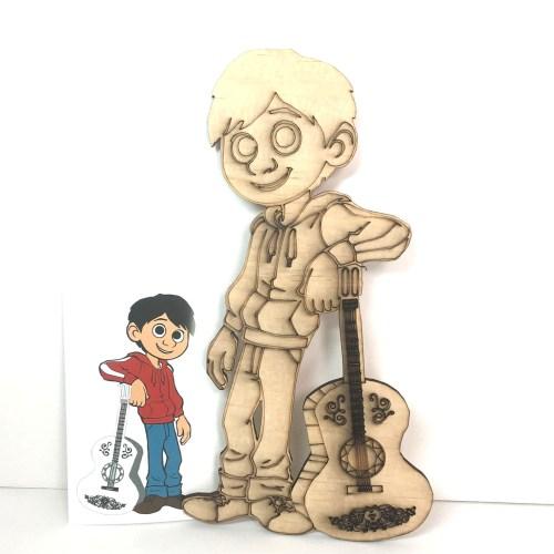 Large Miguel Guitar Coco PYO