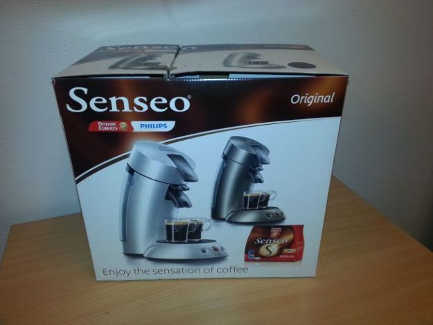 Philips HD 7812/50 Kaffeepadmaschine Senseo