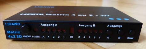 LIGAWO HDMI Matrix