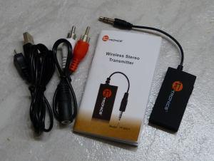TaoTronics Bluetooth Transmitter Sender