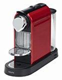 Krups XN 7006 Nespresso CitiZ fire-engine red, Plus X Award & Reddot Design Award
