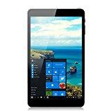 iRULU Walknbook W3Mini Tablet PC, Microsoft Windows 10 OS, Quad Core, 32GB Nand Flash, 8 Zoll mit HD-Auflösung 1280*800, IPS Display, schwarz und weiss