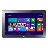 Samsung Ativ Smart PC 500T1C-A01DE 29,5 cm (11,6 Zoll) Tablet-PC (Intel Atom Z2760, 1,5GHz, Wifi, 2GB RAM, 64GB Flash, Intel SGX545, Touchscreen, Win 8) metall blau