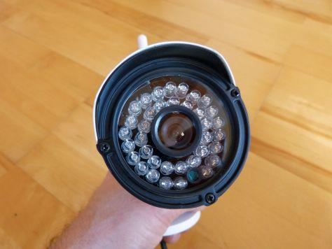 DB Power C300E IP Camera Outdoor