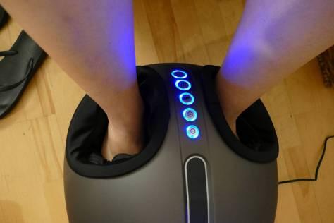 Naipo Fußmassagegerät