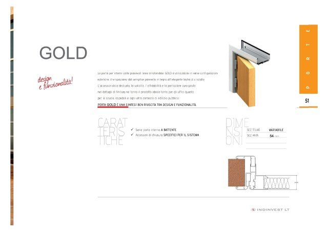 gold 500 porte