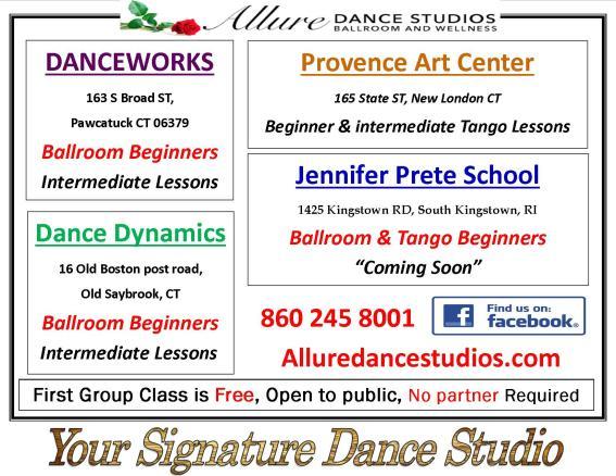 Allure Dance Studio Pawcatuck CT