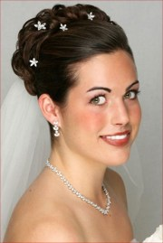 wedding hairstyle-makeup