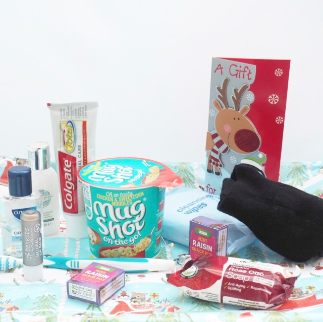Christmas Charity Care Pack Appeal