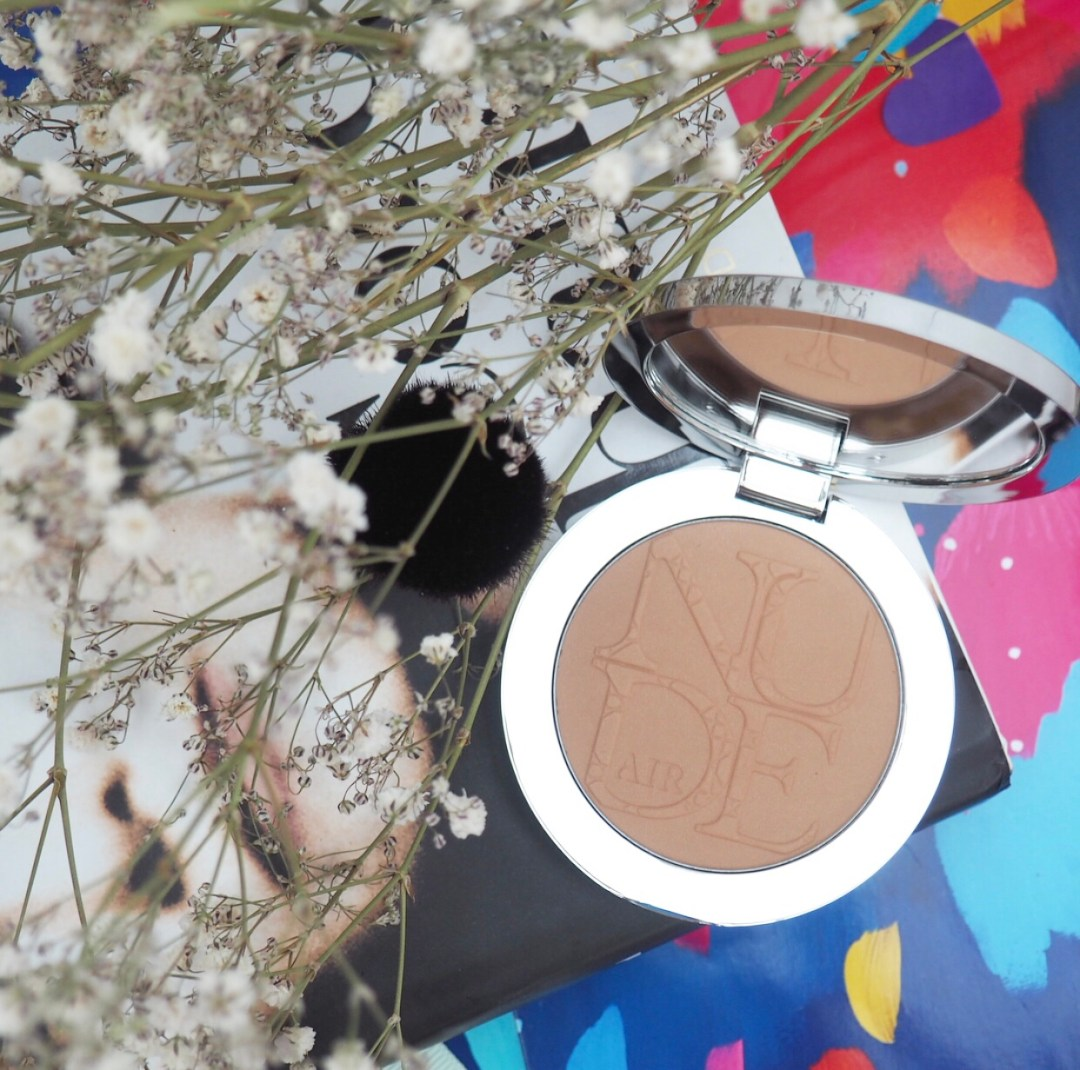 Dior Nude Air Tan Powder Review