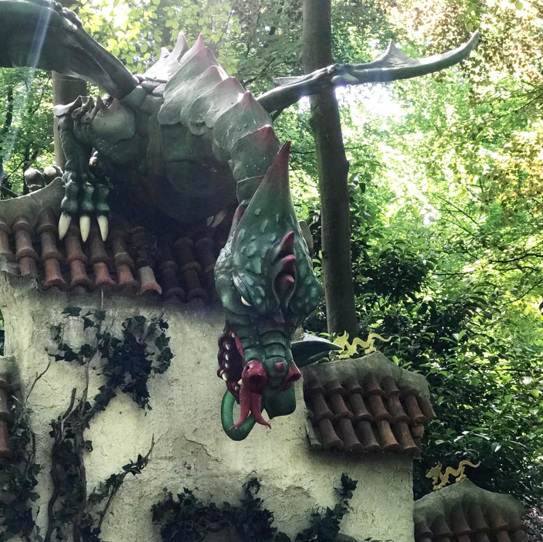 A Guide to Visiting Efteling from the UK.