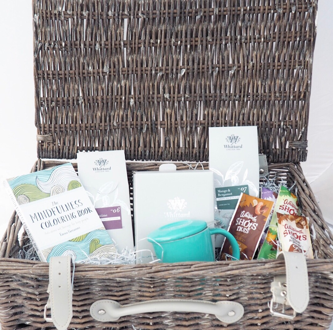 *Wellbeing Hamper from Whittard of Chelsea