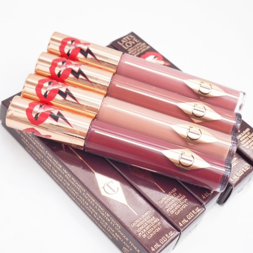 *Charlotte Tilbury Latex Love Lip Gloss Review