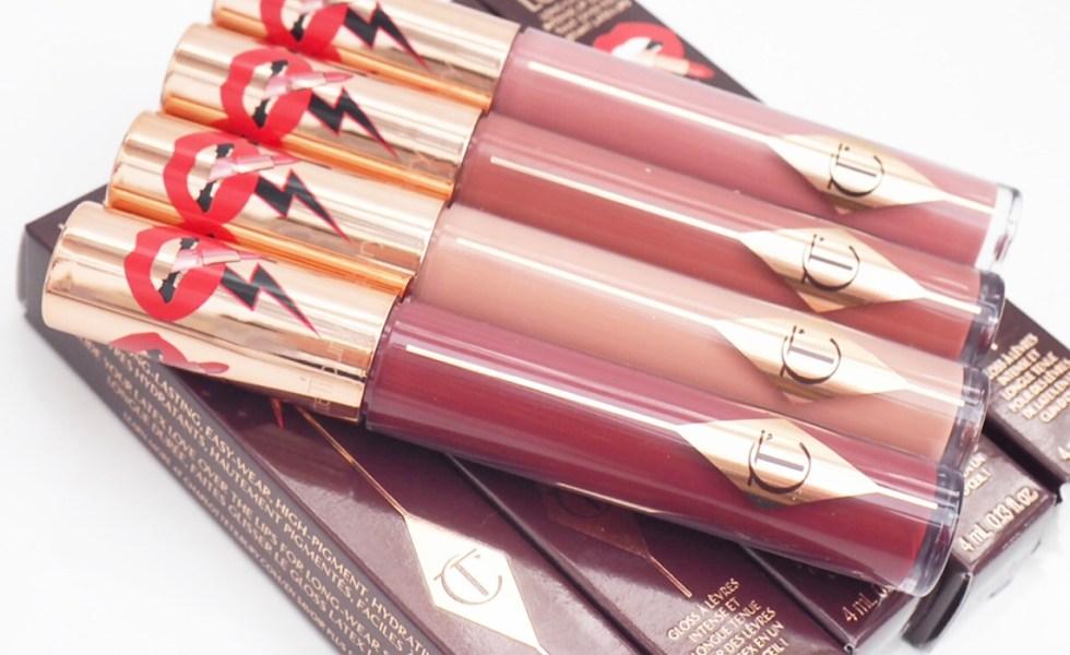 *Charlotte Tilbury Latex Love Lip Gloss Review