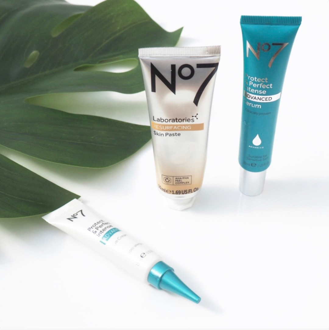 *No7 Laboratories Skincare Products Review
