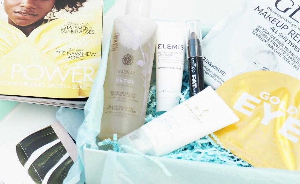 Look Fantastic Beauty Box- July