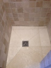 Huntingdon Upper Dean Brook Lane & Glebe Close Shower Room All Water Solutions 19