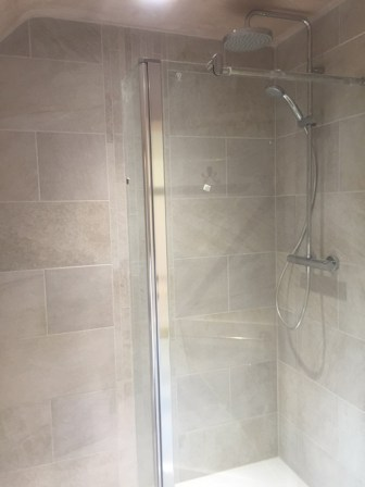 Morcott Peterborough Road Shower Room All Water Solutions 01