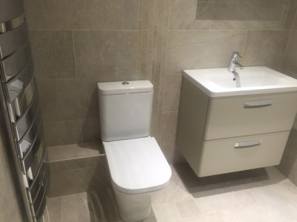 Stamford Emlyns Street Shower Room Kitchen and Bedroom All Water Solutions 29