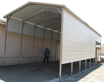 Standard Carport Style