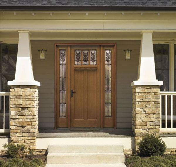 thermatru entry door replacement in
