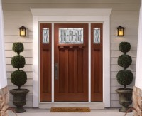 Barrington Fiberglass Entry Doors