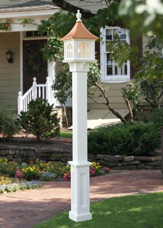 http www allwebdiscounts com amishgazebos lamp post lights php