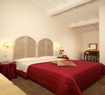 Planimetria Appartamento Verde Inglese Hotel di Charme