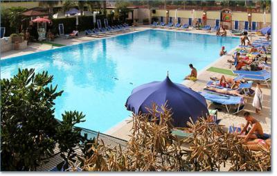 Piscina al Parco Liberty City Fun Volla Napoli Migliore Offerta Hotel e BB al Parco Liberty