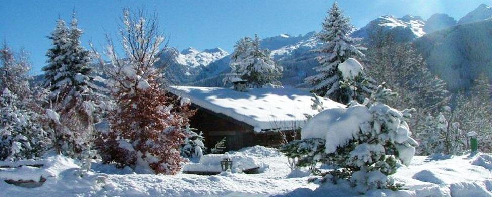 Paesaggio innevato Hotel a Bellamonte Hotel Benessere 3 stelle sulle Dolomiti  H ideale per
