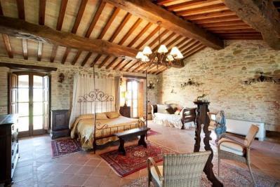 Villa per 8 persone ad Assisi con zona benessere e Piscina