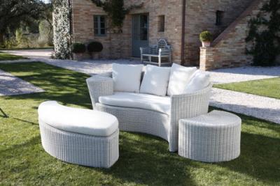 Tavolini da giardino, offerte divani, ombrelloni da giardino. Occasione Mobili Da Giardino In Rattan Mobili Da Esterno Per Giardino In Rattan Ecologico