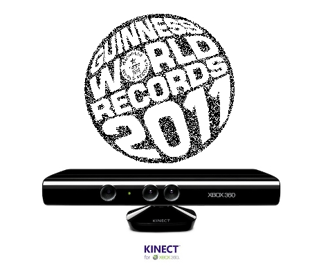Guinness Names Kinect as the Fastest-Selling Consumer