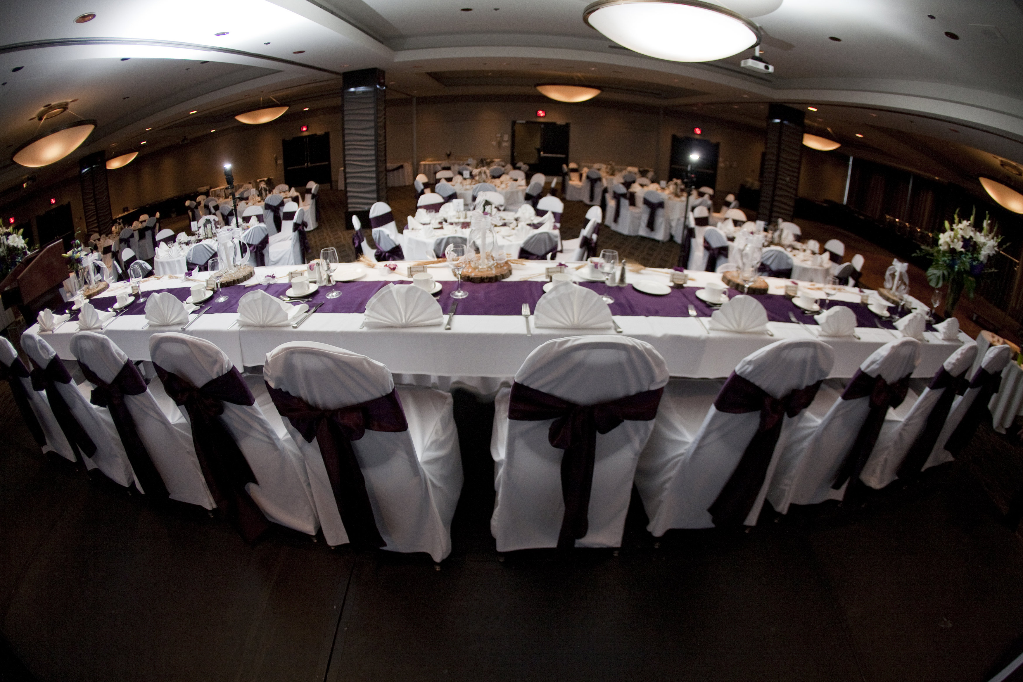 wedding chair cover rentals edmonton broyhill dining room chairs pictures of past weddings all west