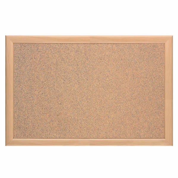 Wooden Frame Cork Board for Home Decoration
