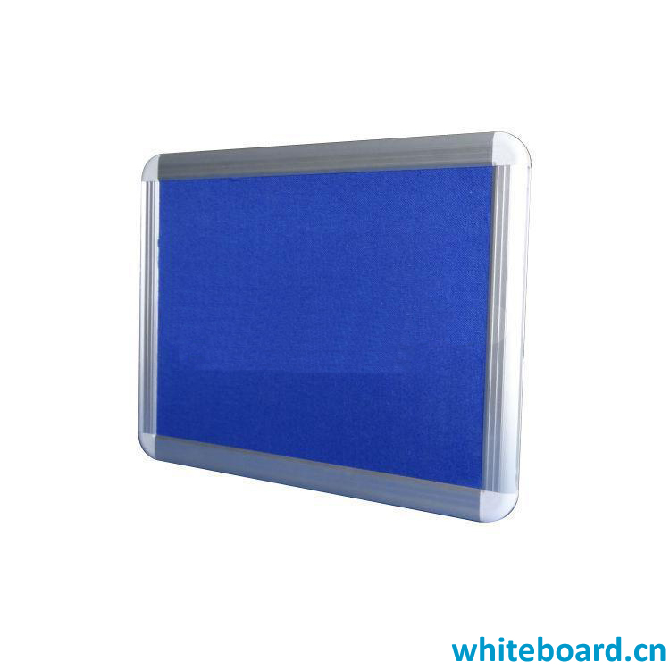 Popular Professional Memo Magnetic Fabric Board