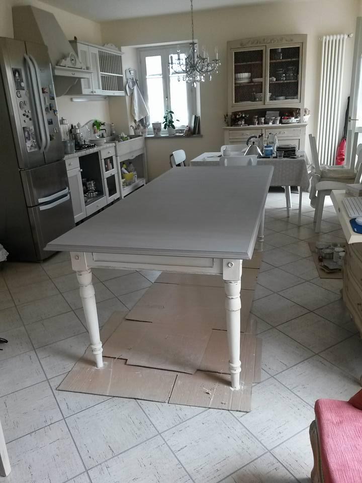 Come Rinnovare Le Ante Della Cucina - Landhausstil