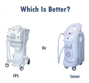 Ipl or Laser