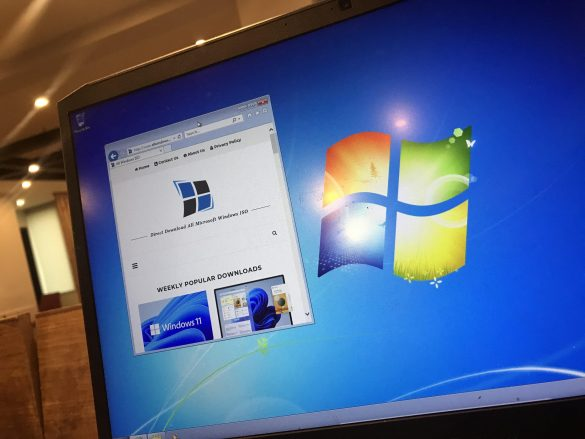 Windows 7 ISO File Free Download scaled