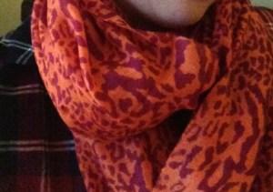 DvF Atomic scarf