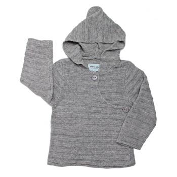 Mini A Ture grey cardigan