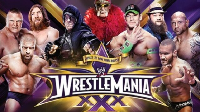wrestlemania full show