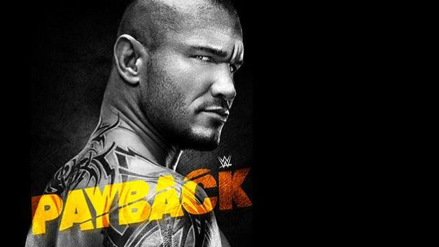 Watch WWE Payback 2015 Full Show Online Free | May 17, 2015