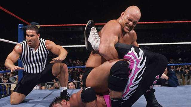 Watch Stone Cold vs Bret Hart Full Match Wrestlemania 13 Online Free