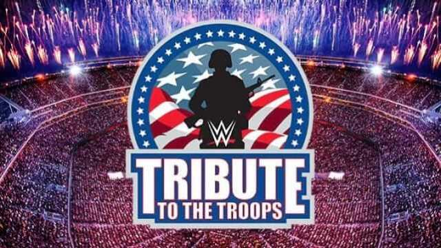 Watch WWE Tribute to the Troops 2016 Full Show Online Free