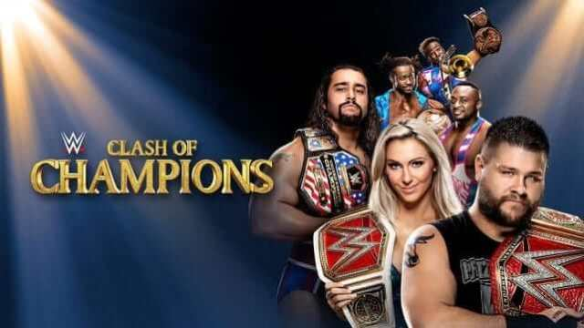 Watch WWE Clash of Champions 2016 9/25/2016 Full Show Online Free