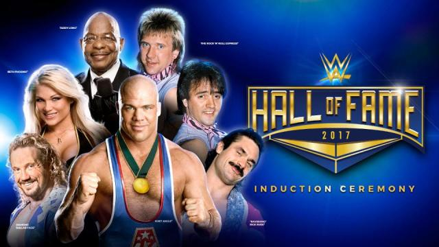 Watch WWE Hall of Fame 2017 Full Show Online Free